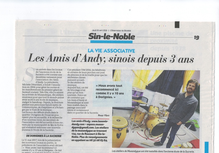 article Observateur