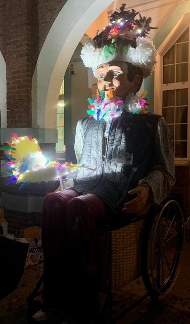 ANDY à la fête des lumières