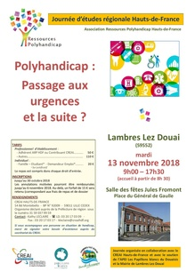 colloque Lambres