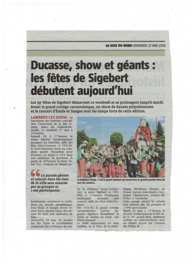 article VDN Andy à Lambres